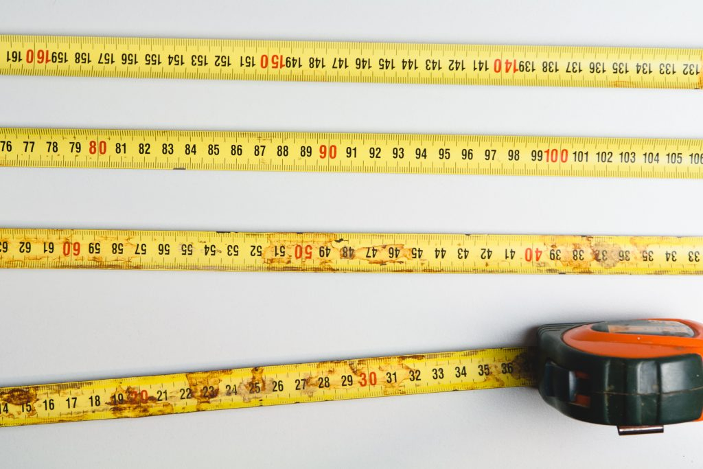 Tape measure photo